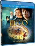 Hugo Blu-ray box