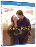 Like Crazy Blu-ray box