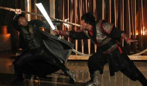 Blade of Kings movie scene