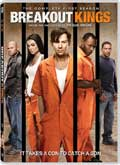 Breakout Kings Season 1 DVD box