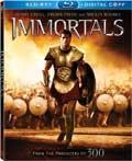 Immortals Blu-ray box