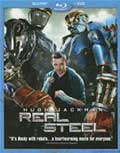 Real Steel Blu-ray box