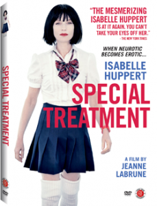Special Treatment DVD