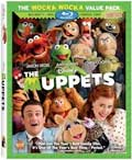 The Muppets Blu-ray/DVD Combo box