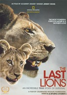 The Last Lions DVD