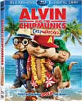 Alvin and the Chipmunks: Chipwrecked Blu-ray box