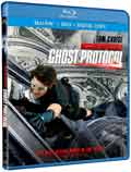 Mission: Impossible - Ghost Protocol Blu-ray box
