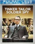 Tinker Tailor Soldier Spy Blu-ray box