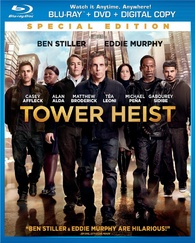 Tower Heist Blu-ray