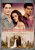 The Twilight Saga: Breaking Dawn Part 1 DVD box