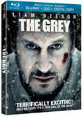 The Grey Blu-ray box