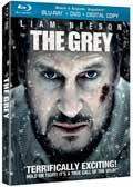 The Grey Blu-ray box