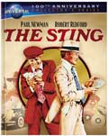 The Sting Blu-ray box