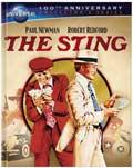 The Sting Blu-ray box