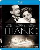 Titanic 1953 Blu-ray box