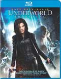 Underworld: Awakening Blu-ray box