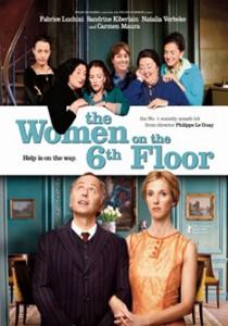 The Women on the 6th Floor DVD