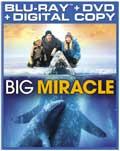 Big Miracle Blu-ray box