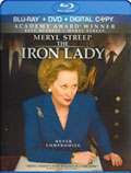 The Iron Lady Blu-ray box