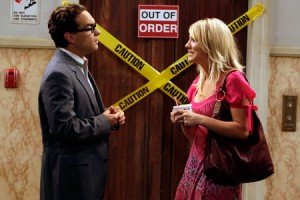The Big Bang Theory: Season One scene