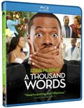 A Thousand Words Blu-ray box