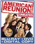 American Reunion Blu-ray box