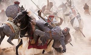 Arn: The Knight Templar scene