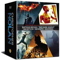 The Christopher Nolan Blu-ray box