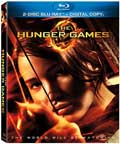The Hunger Games Blu-ray box