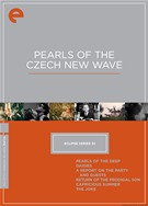 Pearls of The Czech New Wave dvd