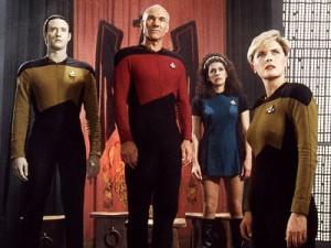 Star Trek: The Next Generation scene