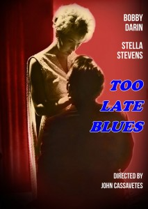 Too Late Blues DVD