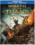 Wrath of the Titans Blu-ray box