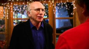 Curb Your Enthusiasm Season 8 scene