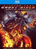 Ghost Rider: Spirit of Vengeance Blu-ray box