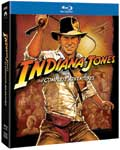 Indiana Jones: The Complete Adventures Blu-ray box