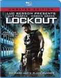 Lockout Blu-ray box