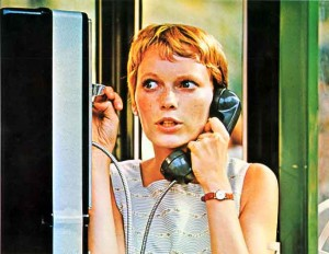 Rosemary's Baby movie scene