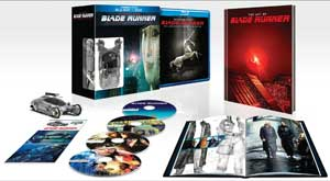 Blade Runner 30th Anniversary Four-Disc Blu-ray/DVD box