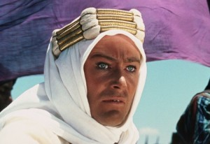 Lawrence of Arabia movie scene