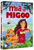 Mia and the Migoo DVD box