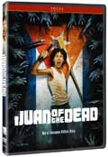 Juan of the Dead DVD box