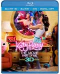 Katy Perry: Part of Me Blu-ray 3D box
