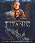 Titanic Blu-ray box