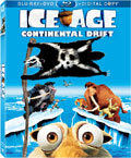 Ice Age: Continental Drift Blu-ray box