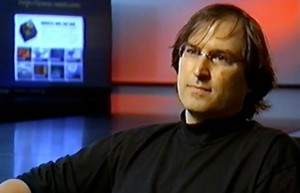 Steve Jobs The Lost Interview scene