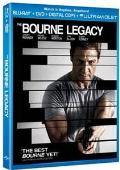 The Bourne Legacy Blu-ray box