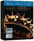 Game of Thrones Season 2 Blu-ray box