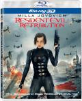 Resident Evil: Retribution Blu-ray 3D