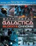 Battlestar Galactica: Blood & Chrome Blu-ray box